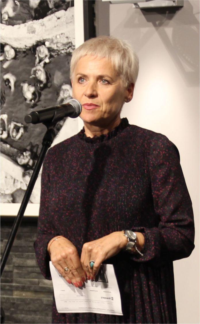 Helena Gołębiowska - dyrektor Jasielskiego Domu Kultury