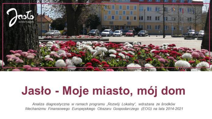 Zdjęcie Urząd Miasta Jasła od frontu
