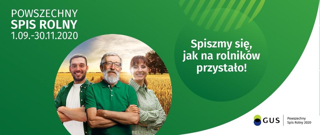 Spis rolny plakat