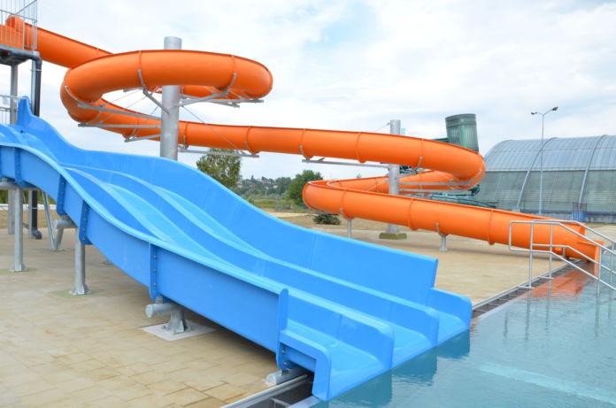 basen otwarty na obiekcie Miejskiego Ośrodka Sportu i Rekreacji