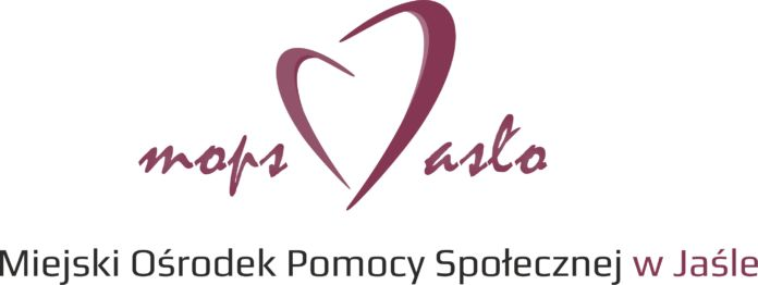 Logo Miejski Ośrodek Pomocy Społecznej w Jaśle