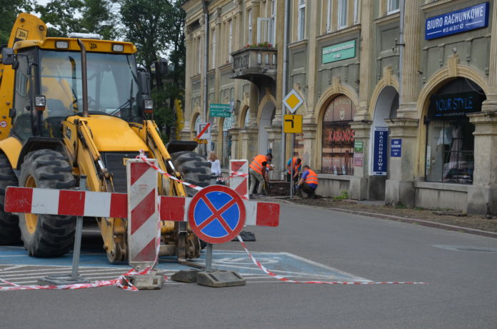 modernizacja Placu Żwirki i Wigury