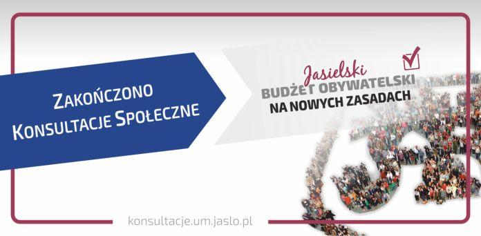 Zakończenie konsultacji społecznych - JBO
