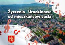 kartka urodzinowa dla Jerzego Matuszkiewicza