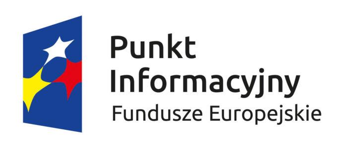 Logotyp Punktu Informacyjnego funduszy europejskich