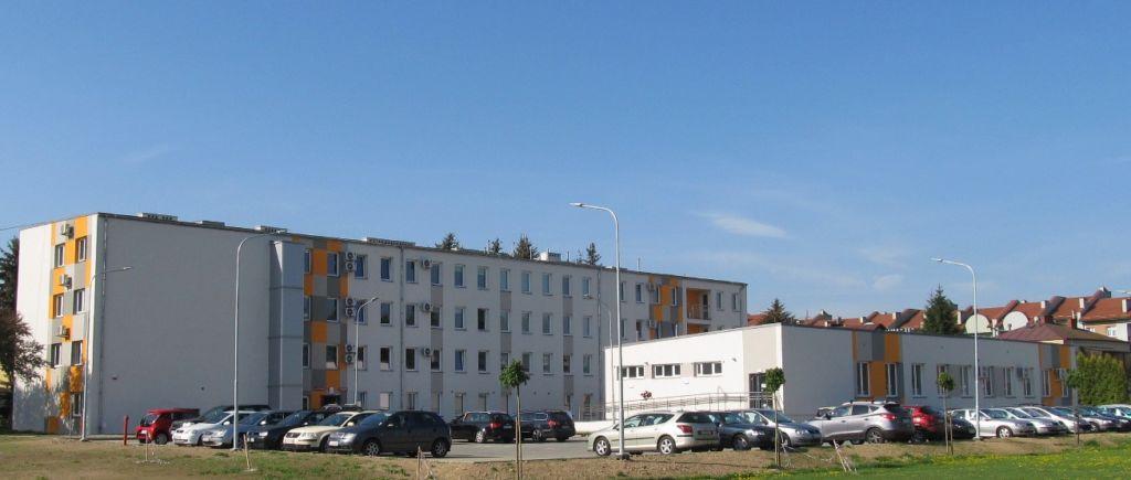 Budynek MOPS Jasło