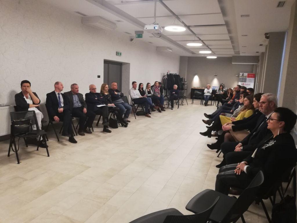 spotkanie z przedsiębiorcami i przedsawcielami edukacji